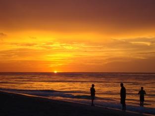 Sunset Over Varadero