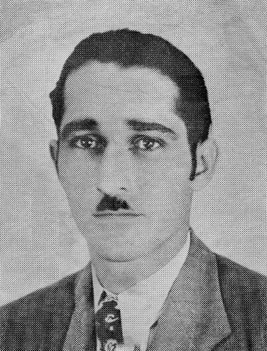 My great grandfather Bernardo Pablo Viera