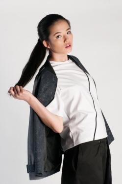 Photographer: Amanda Isusi Ugalde Fashion Design: Stephanie Tjahjadi Makeup: Taylor Barker Photography Assistant: Alicia Crisis Model: Leah Wei