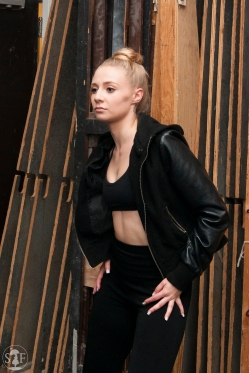 Photographer: Amanda Isusi Ugalde Model/Hair/Makeup: Sydney Blaire